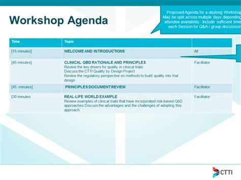 workshop tools clinical trials transformation initiative