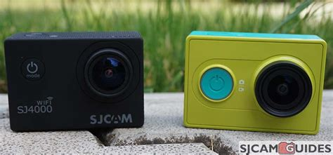 Sjcam Xiaomi Yi xiaomi yi vs sjcam sj4000 which is better pevly