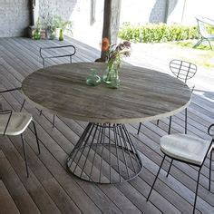 tables rondes de jardin 1000 ideas about table de jardin ronde on