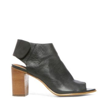 Steve Madden Nonstp by Mule Shoes In Black Leather Steve Madden Nonstp