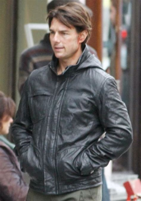 film tom cruise mission impossible 4 tom cruise leather jacket by ghost protocol for men