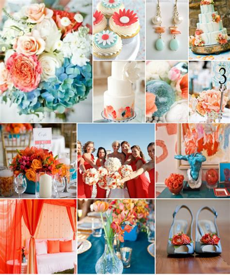 top 10 wedding color schemes and ideas 21st