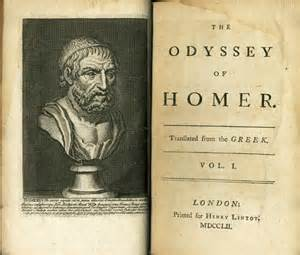 homer the odyssey genius
