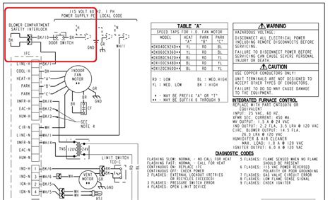 trane wiring diagrams efcaviation