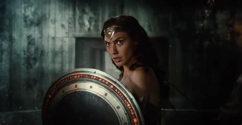 justice league film wonder woman justice league trailer features rick and morty easter egg
