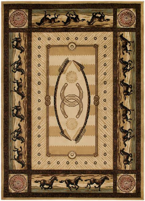 western area rug mr ad3843 8x10 cheyenne western area rug 7 10 x 9 10