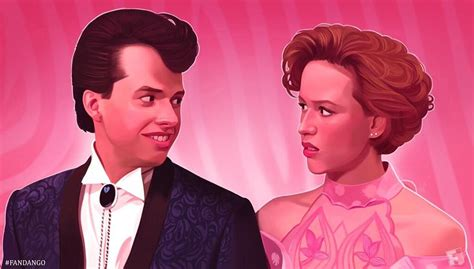 pretty in pink exclusive pretty in pink 30th anniversary artwork