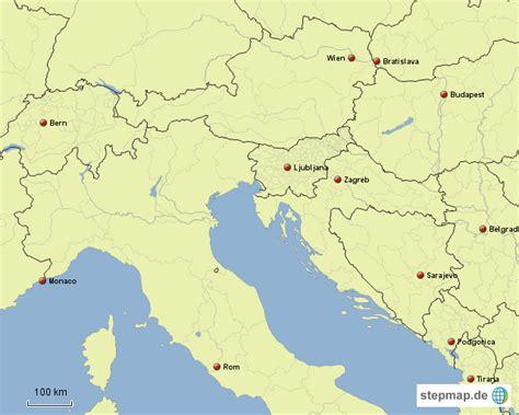 Karte Deutschland Italien by 214 Sterreich Italien Buchmann705 Landkarte F 252 R