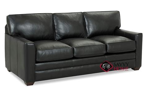 savvy leather sofas palo alto leather sofa by savvy is fully customizable by