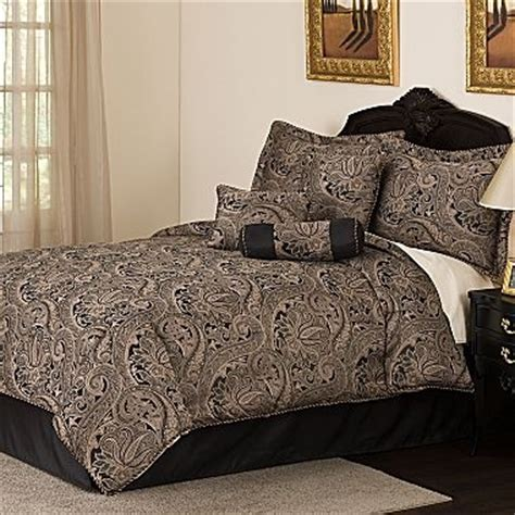 corsini 7 piece comforter set jcpenney florida home