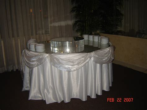 table linen rentals dallas simply weddings table swags linen rentals fort