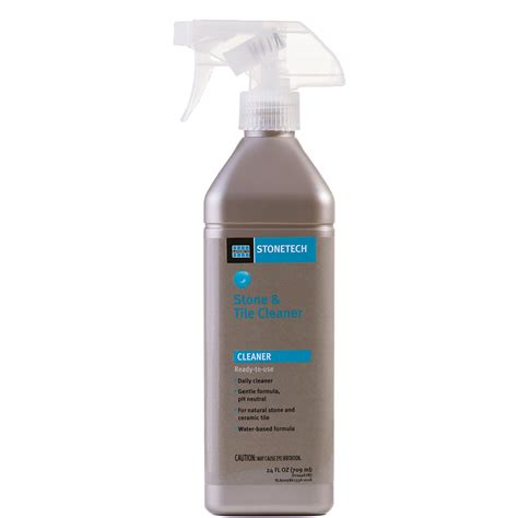 dupont tile grout cleaner spra laticrete stonetech tile cleaner spray 24 ouncelaticrete stonetech dupont stonetech