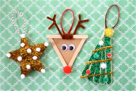 christmas decorations for children to make at home best 65 diy christmas decorations in this year more diy