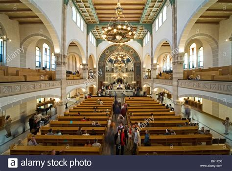 Interior Of A Synagogue by Interior Synagogue Rykestrasse Prenzlauer Berg Berlin