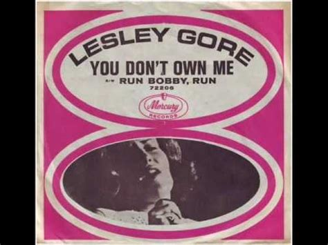 you don t own me how mattel v mga entertainment exposed s side books lesley you don t own me 1964