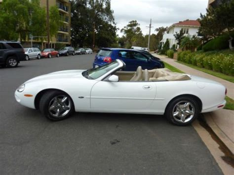 find used 1998 jaguar xk base convertible 2 door 4 2l in