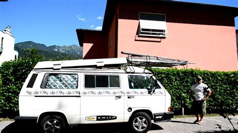 Vw California Roof Rack by Vw T3 Westfalia California Dachtr 228 Ger Roof Rack Umbau