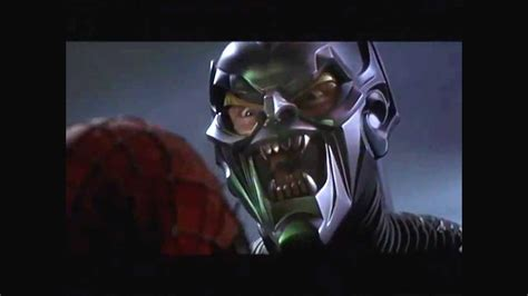 goblin film youtube spider man and green goblin fighting each other youtube