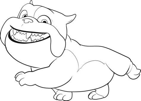bulldog coloring pages bulldog coloring sheets coloring home
