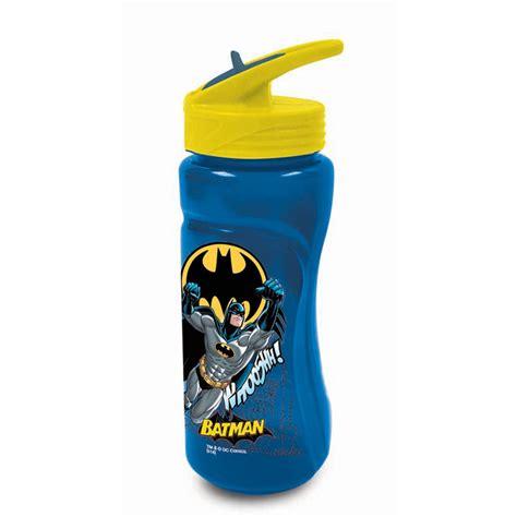 Drink Bottle Batman batman drinks bottle plastic school new ebay