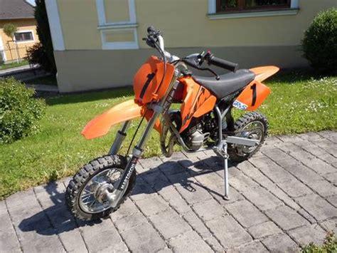 Kinder Motocross Motorrad Gebraucht by Kindermotocross Ktm Sx 50