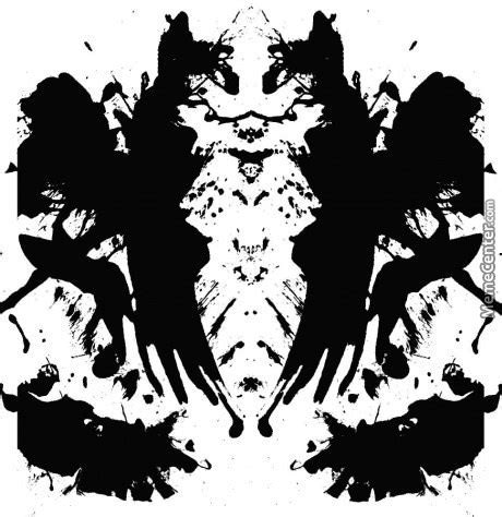 psicologia tavole di rorschach rorschach test what do you see by hasanatel meme center