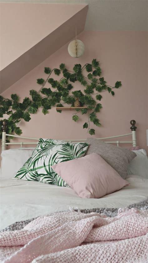 bedroom   blush grey copper bedroom copper
