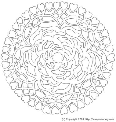big hard coloring pages big hard patterns colouring pages