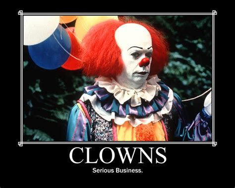 Pennywise The Clown Meme - pin funny pennywise on pinterest
