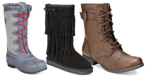 macy s sorel boots macy s boot sale women s waterproof boots only 44 50