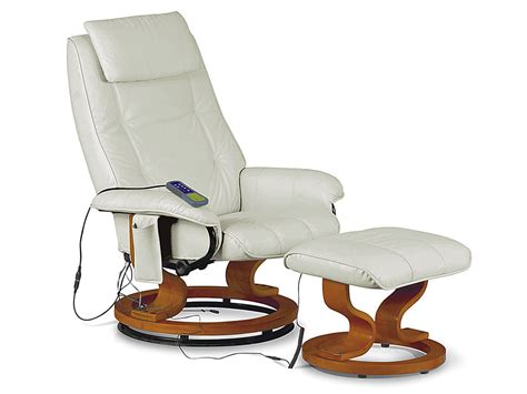 leather massage chair recliner leather recliner reclining massage chair armchair seat