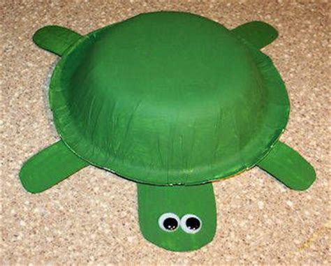 How To Make A Turtle Out Of Paper - 25 best ideas about turtle crafts on sea