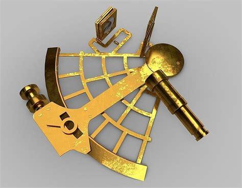 sextant job description sextant 3d cgtrader