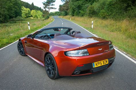 Aston Martin Roadster by 2016 Aston Martin V12 Vantage S Roadster Review Gtspirit