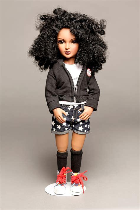 black 18 doll dolls 18 american fashion doll