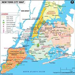 New York New York Map by Nyc Map Map Of Nyc
