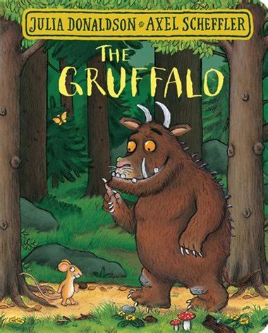 the gruffalo 1509830391 the gruffalo book by julia donaldson board book chapters indigo ca