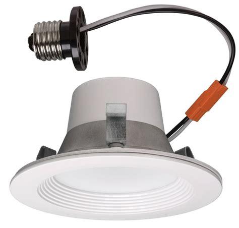 retrofit can lights home depot commercial electric matte white recessed retrofit smart