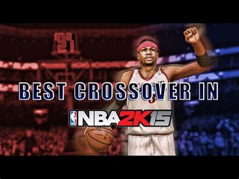 Mba 2k17 Best Crossover by Best Crossover In Nba 2k15 2k16 2k17 Cross All Your