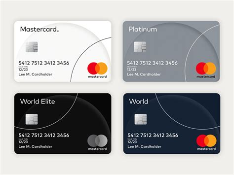 Free Photoshop Credit Card Template by Mastercard Card Mockup Freebie Sketch Resource