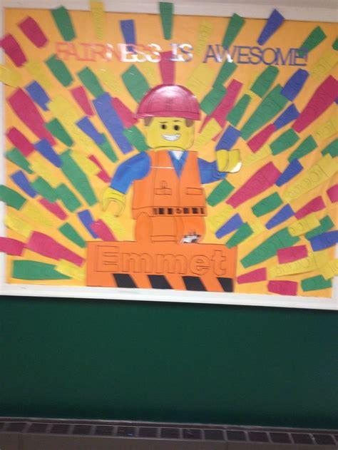 School Lego Alike 25 best ideas about lego bulletin board on
