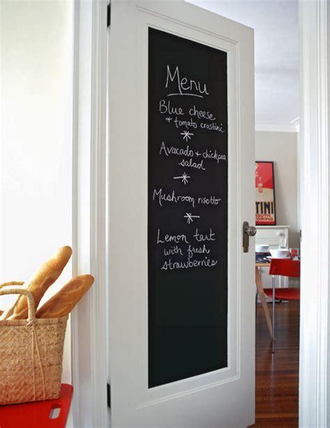 chalk paint door ideas chalkboard door contemporary kitchen toronto by