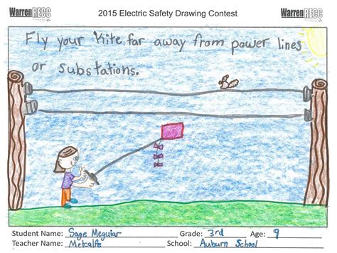 Drawing Of Safety