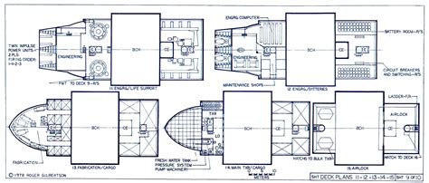 spaceship floor plans container ship deck plan space page 3 pics about space