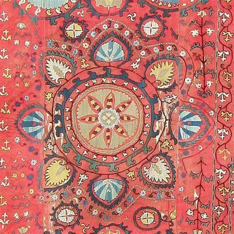 uzbek embroidery antique collectors online antique uzbek suzani embroidery textile at 1stdibs