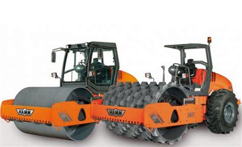 hamm  roller compactor