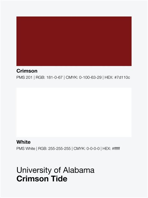 crimson tide colors alabama crimson tide colors alabama crimson tide crimson