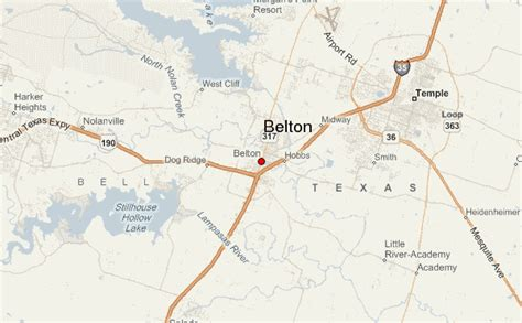 map of belton texas belton tx pictures posters news and on your pursuit hobbies interests and worries