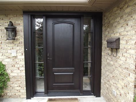 dark brown front door 17 best images about home ideas on pinterest white vinyl