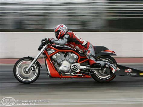 motocross drag what happened to harley s v rod destroyer harley